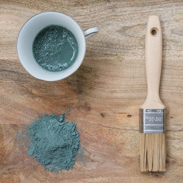 Old Fashioned Milk Paint, Sea Green