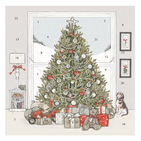 Sally Swannell Under the Christmas Tree Advent Calendar