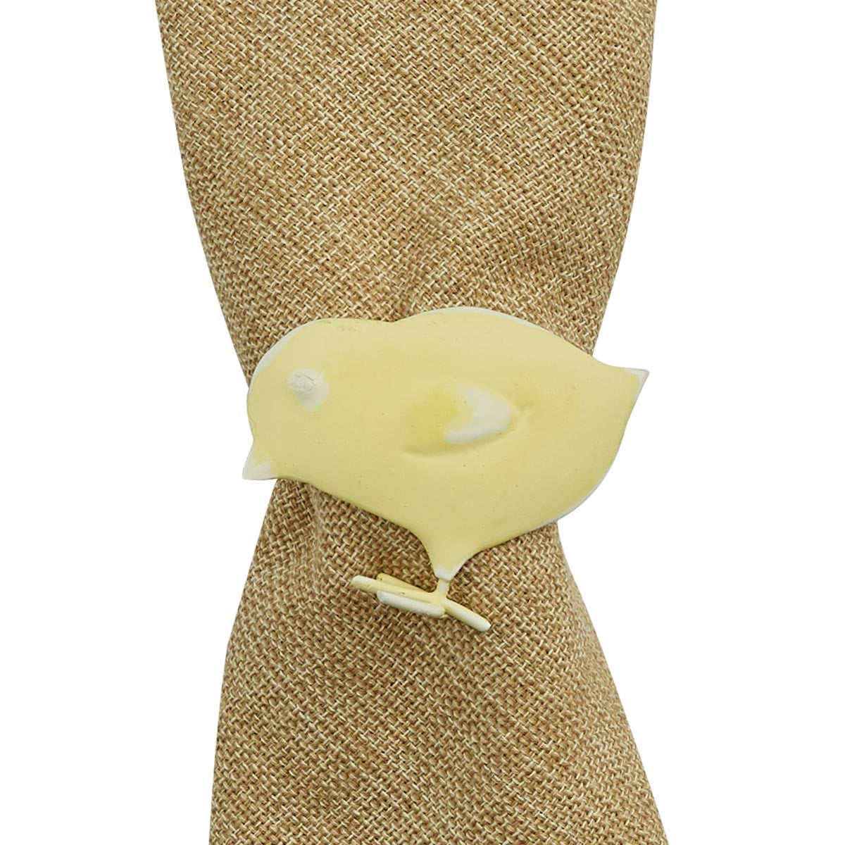 Easter Chick Napkin Ring