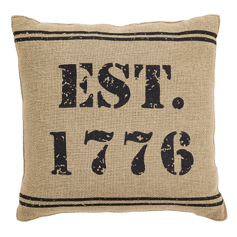 INDEPENDENCE 1776 CUSHION