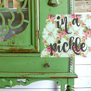 Sweet Pickins Milk Paint, In a Pickle