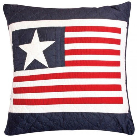 STARS AND STRIPES CUSHION