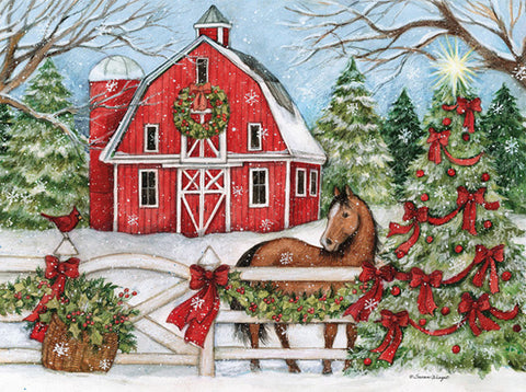 "Lang""Heartland Holiday"" Boxed Christmas Cards"