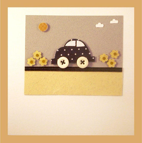 Patchwork 'Out & About' Card