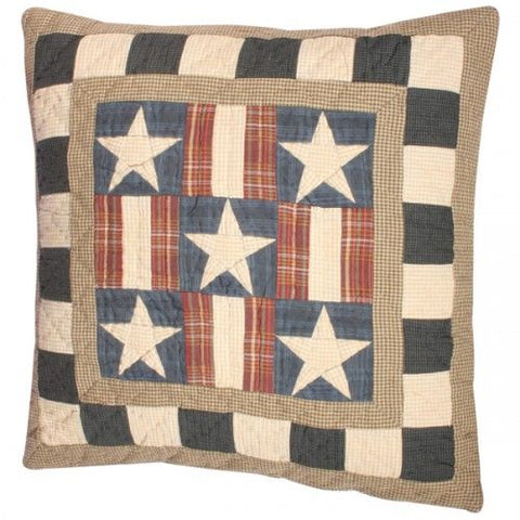 Stars and Stripes Multi Star Cushion