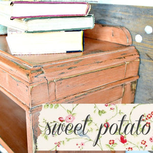 Sweet Pickins Milk Paint, Sweet Potato