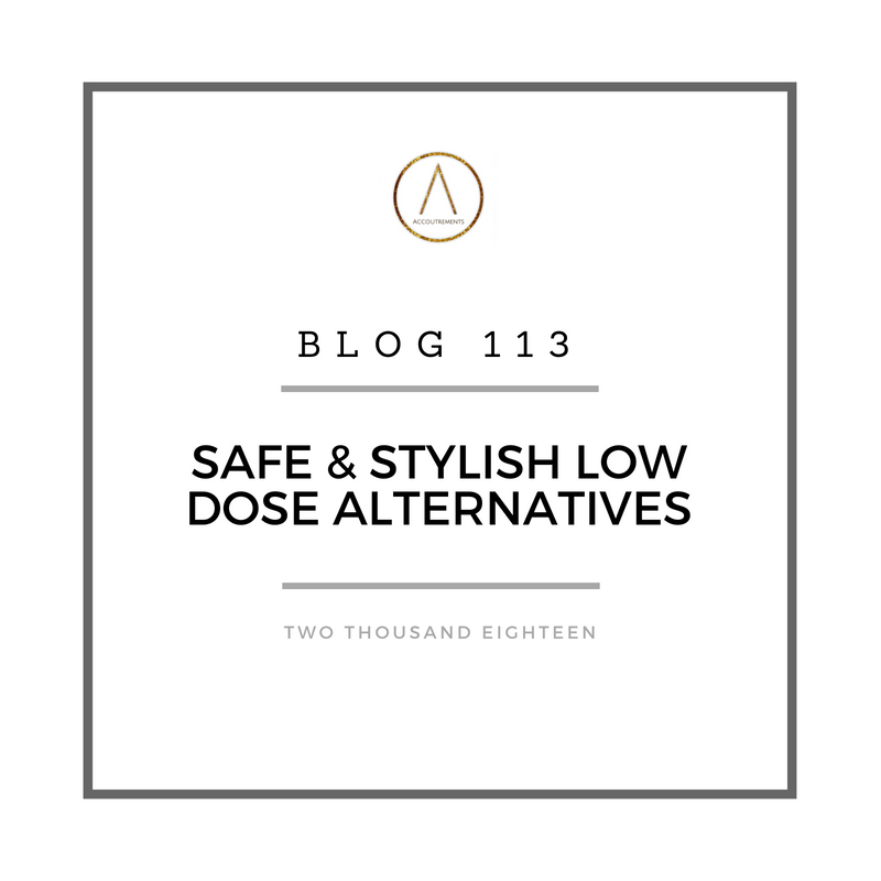 420 Safe and Stylish Low Dose Alternatives