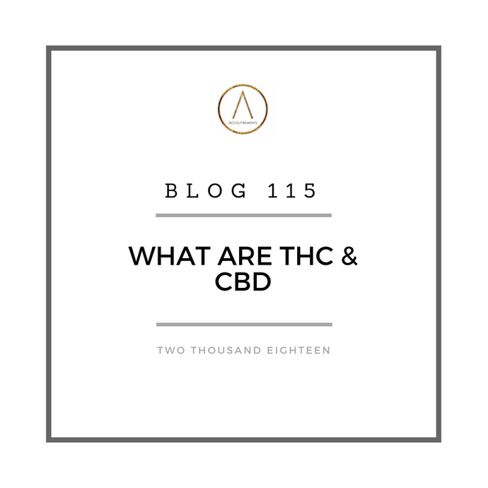 What is THC & CBD?