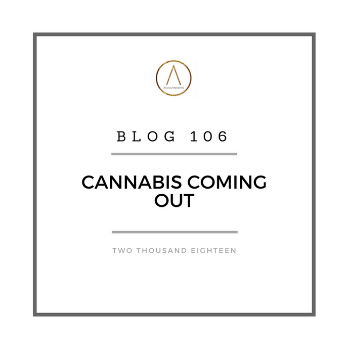 Cannabis Coming Out