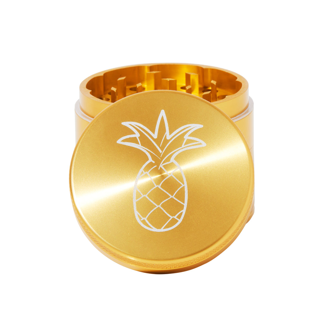 "Pineapple | 2.2"" Herb Grinder"