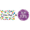 Color Pop & Pom Poms Collections