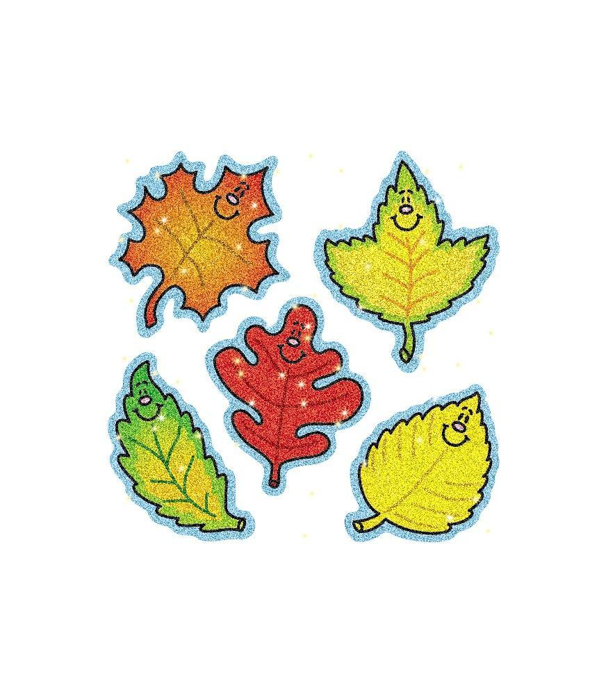 Fall Leaves Dazzle™ Stickers