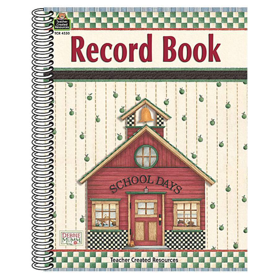 Record Book from Debbie Mumm
