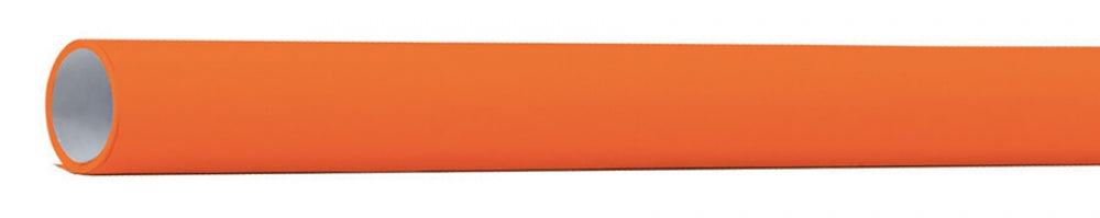 "FLAMELESS® FLAME RETARDANT PAPER 48"" x 18'  FIESTA ORANGE"