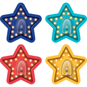 Marquee Stars Clingy Thingies¨ Hooks
