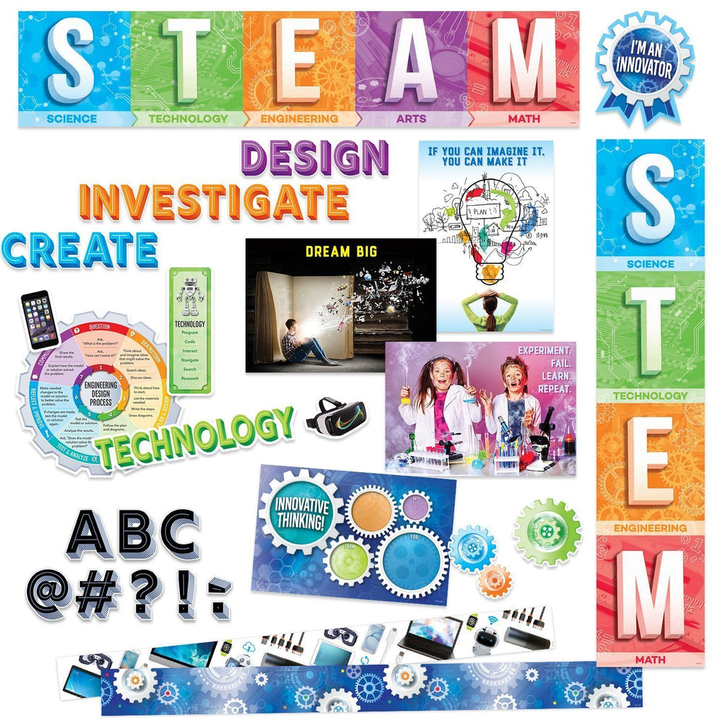 STEAM Classroom Environment