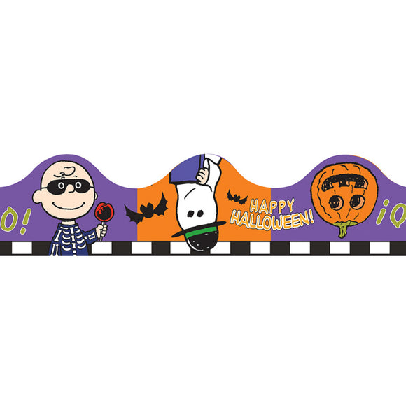 Peanuts® Halloween Scalloped Deco Trim®