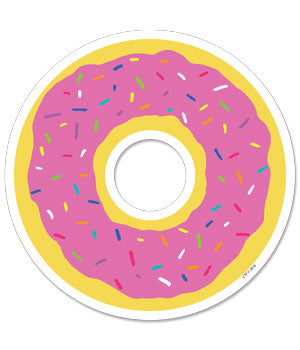 "So Much Pun! Donut... 6"" Designer Cut-Outs"