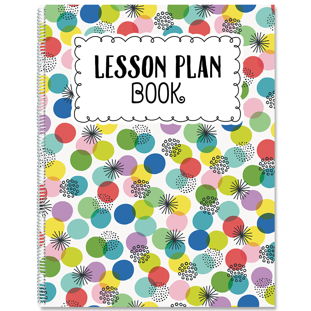 Mystical Magical Lesson Plan Book