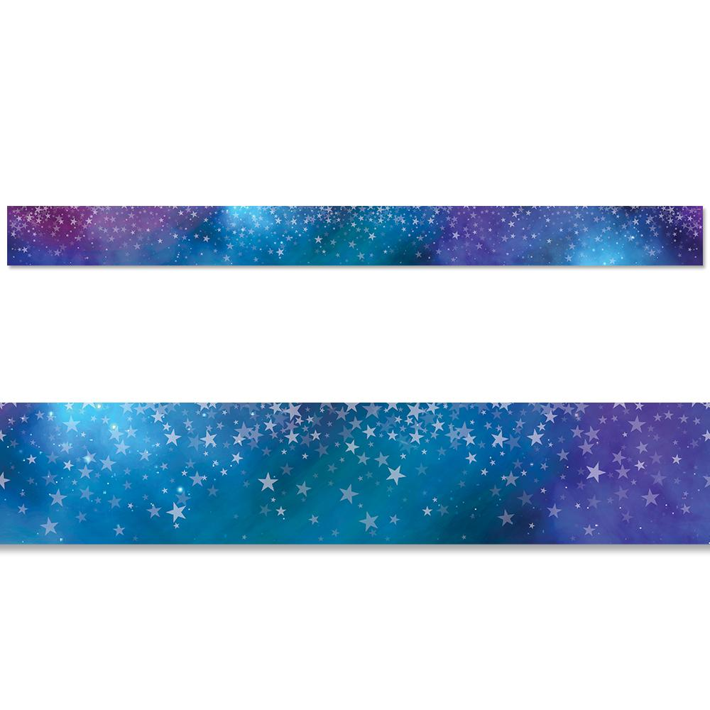 Mystical Magical Mystical Stars Border