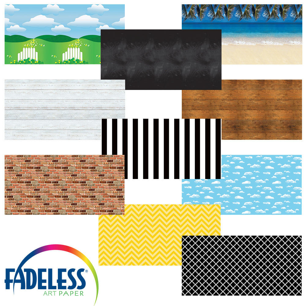 Fadeless® Bulletin Board Art Paper