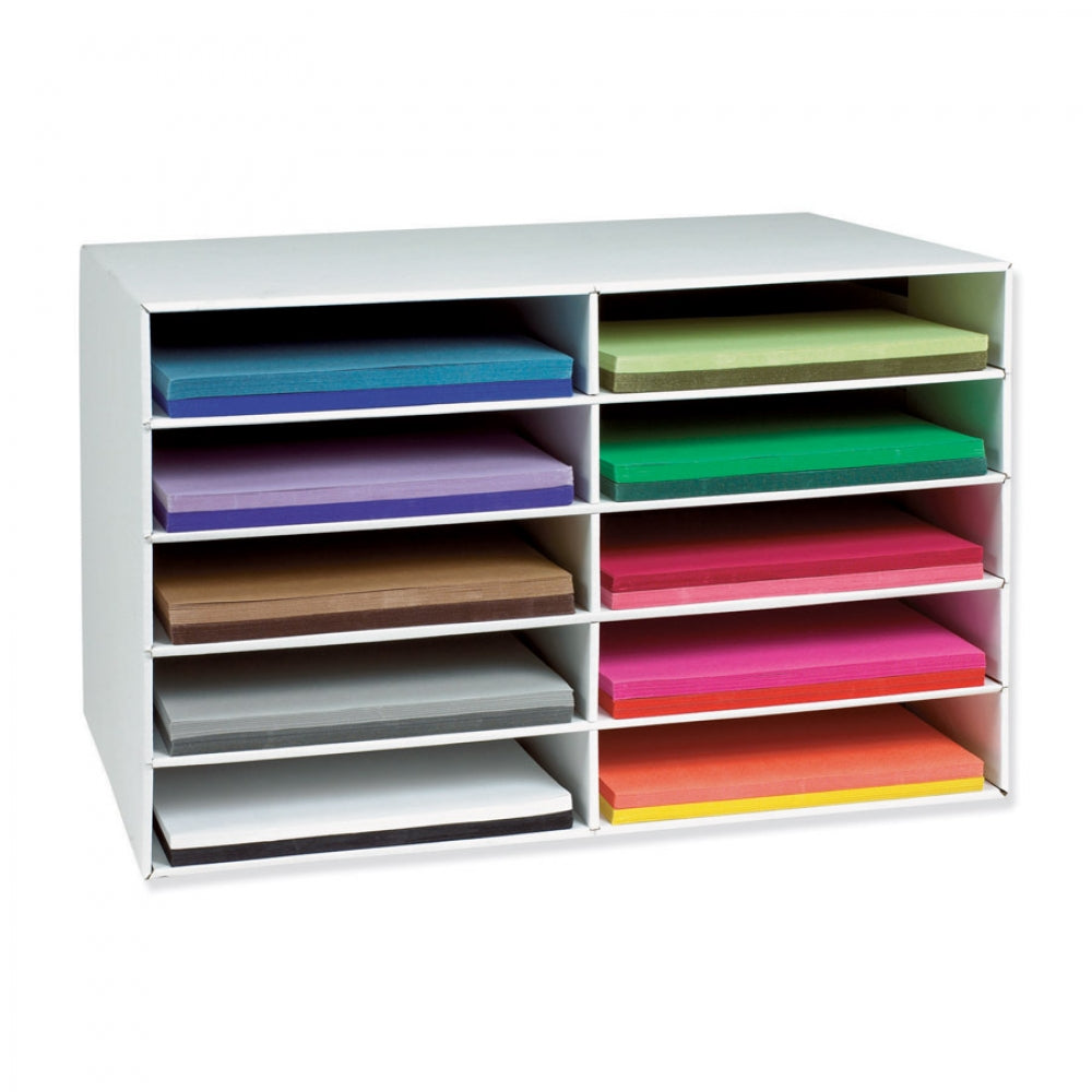 Classroom Keeper Construction Paper Storage