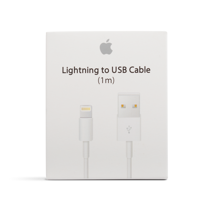 Apple Apple Cable Lightning to USB Cable 1M (MD818ZM/A) - Mac-Warehouse