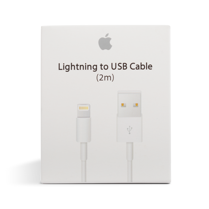 Apple Apple Cable Lightning to USB Cable 2M (MD819ZM/A) - Mac-Warehouse