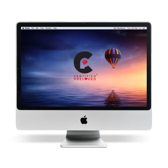 Apple iMac 20-inch (MC015LL/A) - Mac-Warehouse Online Store