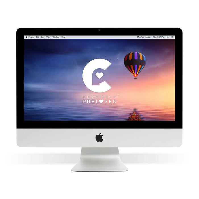 Apple iMac 21.5-inch 4GB Ram 1TB HDD (MC509LL/A) - Mac-Warehouse Online Store