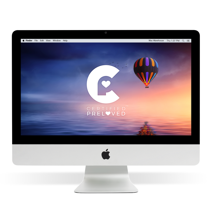 Apple iMac 21.5-inch (MC309LL/A) - Mac-Warehouse