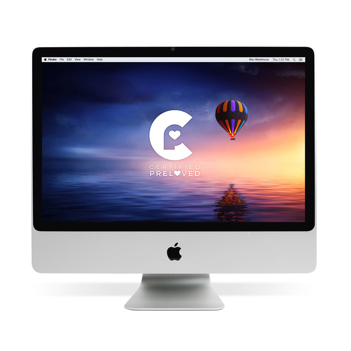 Apple iMac 24-inch (MB418LL/A) - Mac-Warehouse Online Store