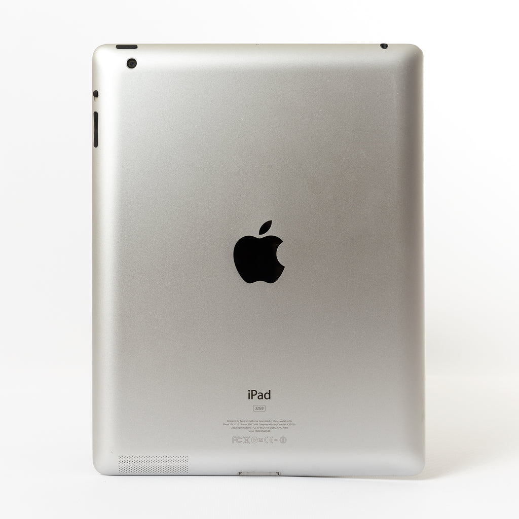 Apple iPad 4th Gen (MD523LL/A) B Grade - Mac-Warehouse Online Store