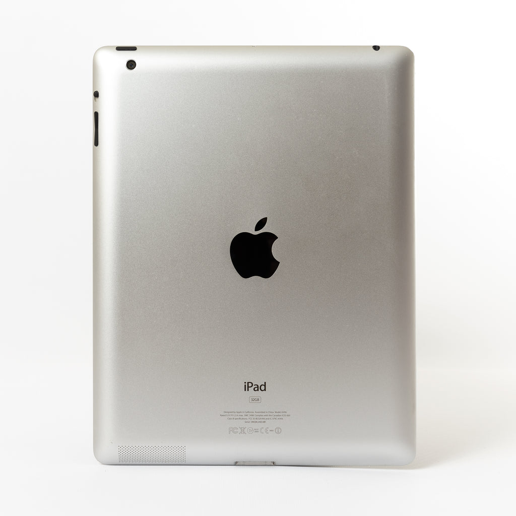 Apple iPad 4th Gen (MD525LL/A) - Mac-Warehouse