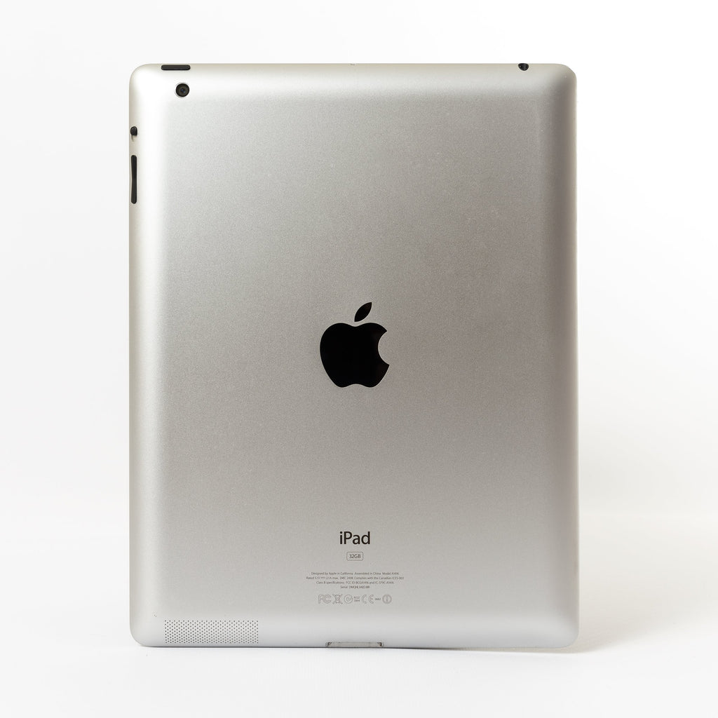 Apple iPad 4th Gen (MD513LL/A) B Grade - Mac-Warehouse Online Store