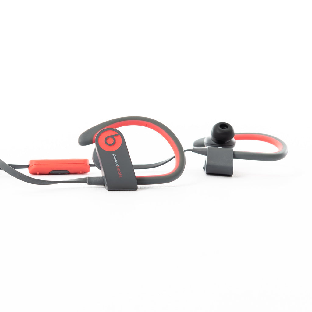 Beats by Dre PowerBeats 2 Wireless (Siren Red) - Mac-Warehouse