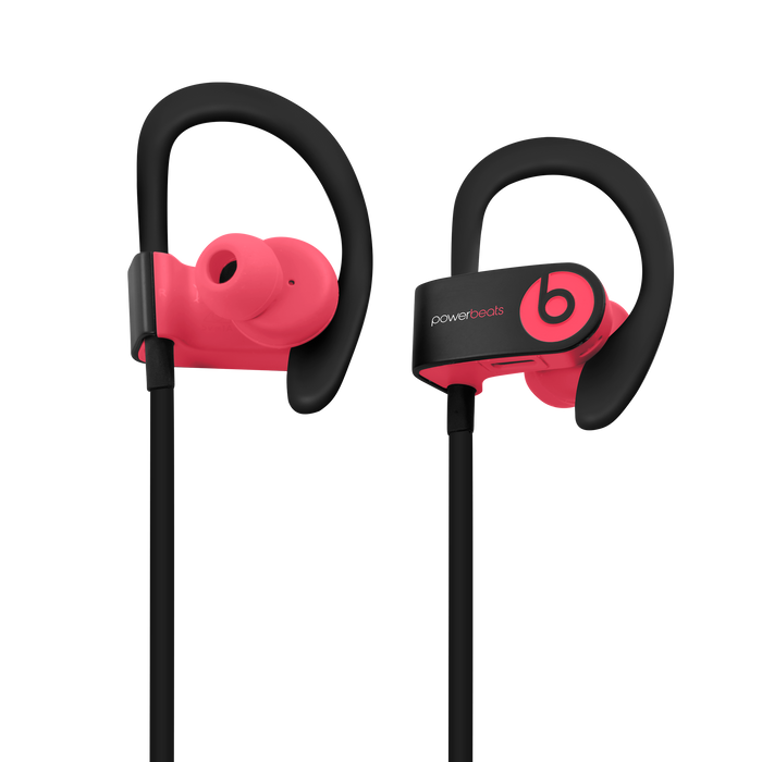 Beats by Dr Dre PowerBeats 3 Wireless (Siren Red) - Mac-Warehouse