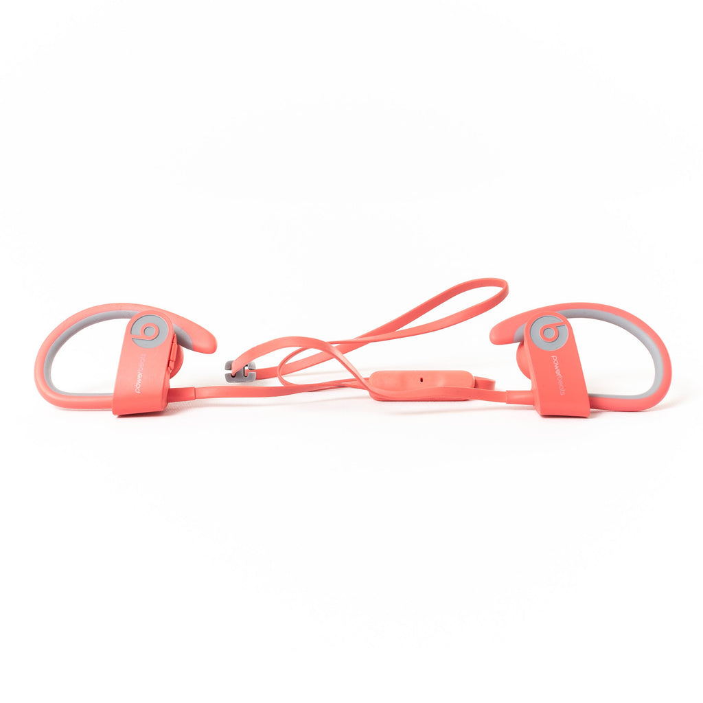 Beats by Dre PowerBeats 2 Wireless (Pink) - Mac-Warehouse