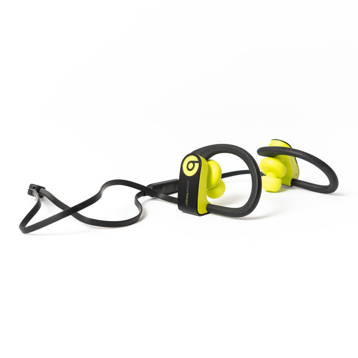 Beats by Dr Dre PowerBeats 3 Wireless (Shock Yellow) - Mac-Warehouse
