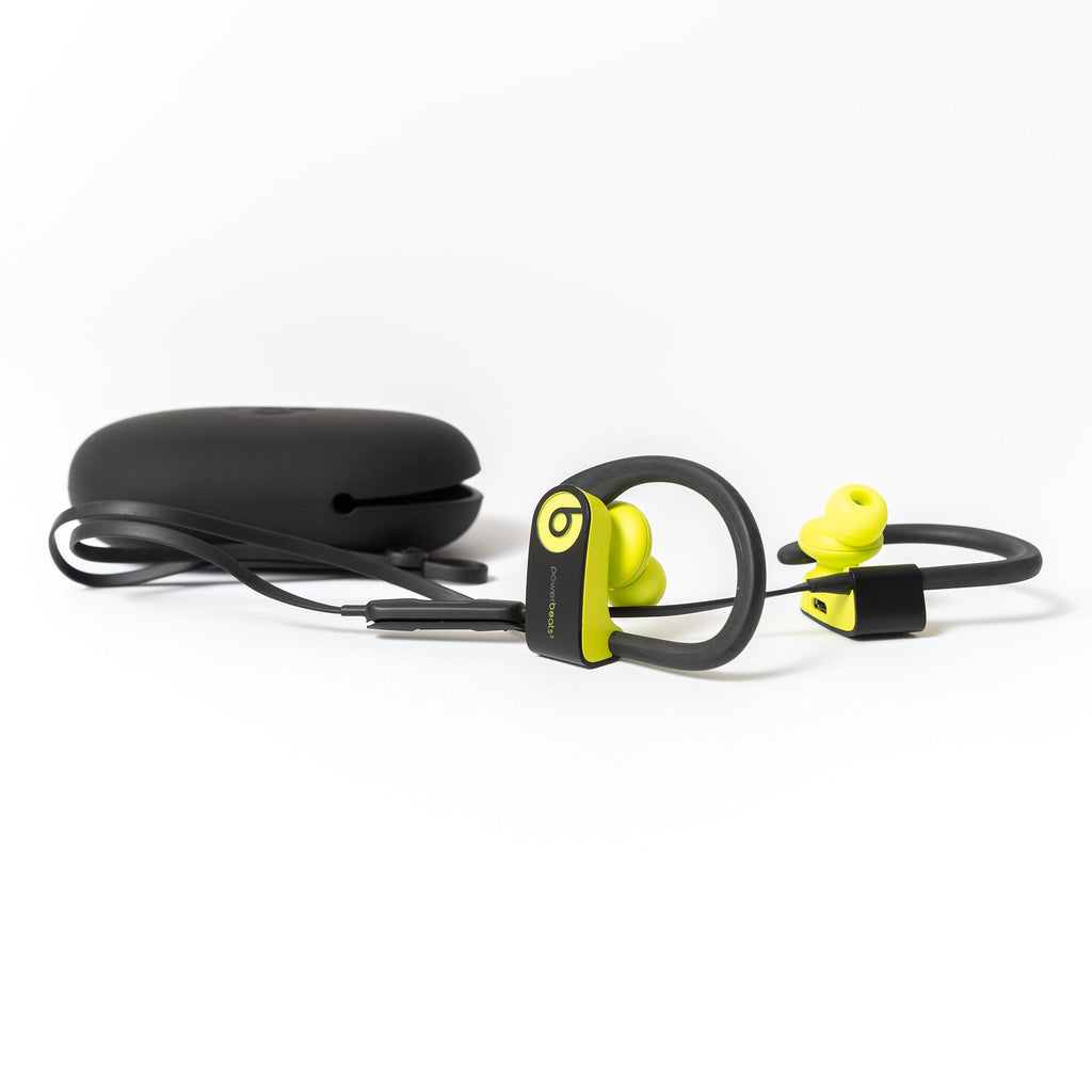 PowerBeats 3 Wireless (Shock Yellow)