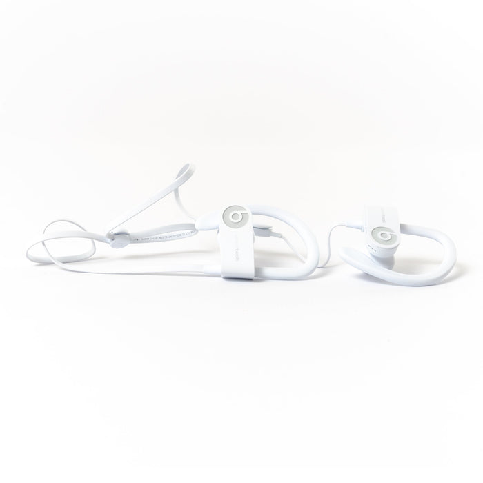 Beats by Dr Dre PowerBeats 3 Wireless (White) - Mac-Warehouse