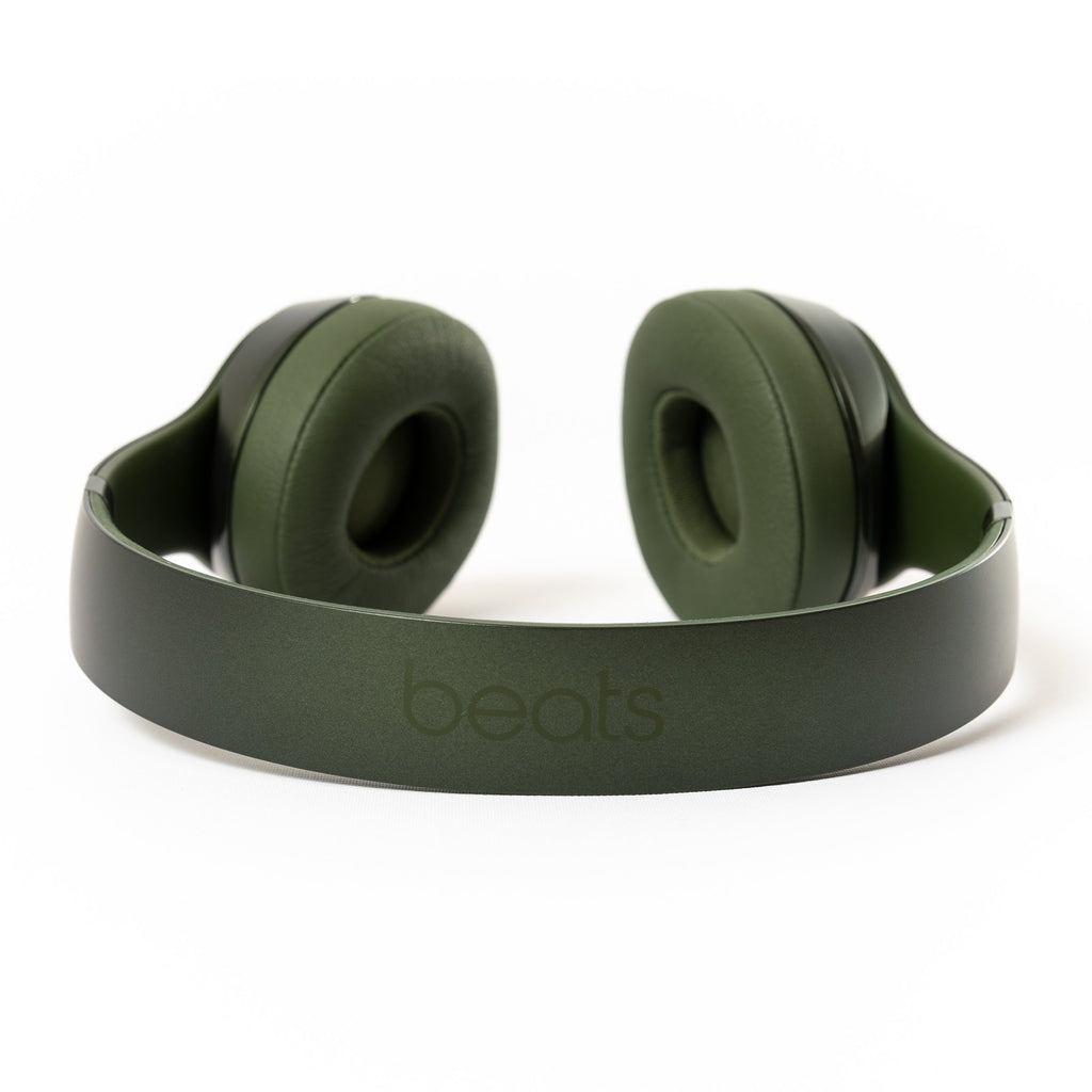 Beats Solo 2 Wired (Hunter Green)