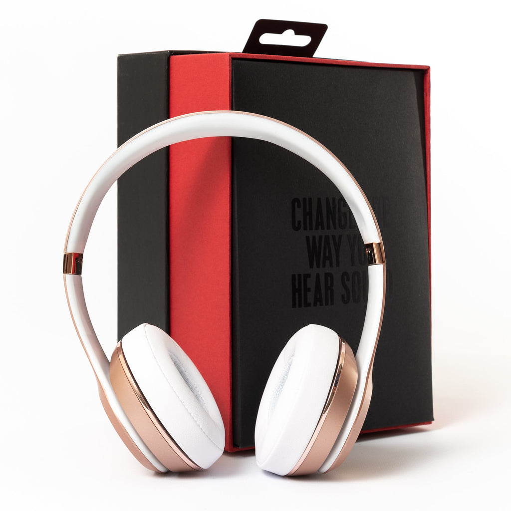 Beats by Dre Beats Over-Ear Solo 3 Wireless (Rose Gold) - Mac-Warehouse
