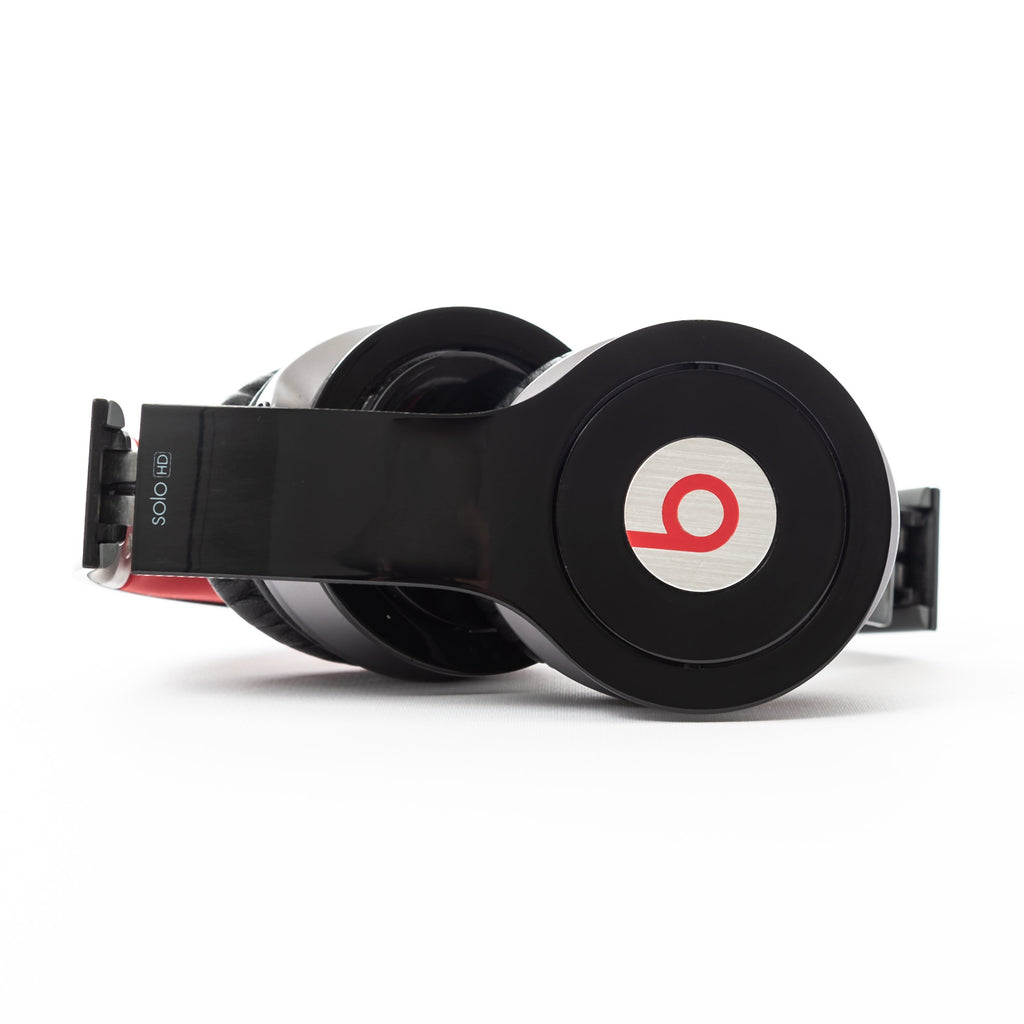 Beats by Dre Beats Solo HD Wired (Black) - Mac-Warehouse