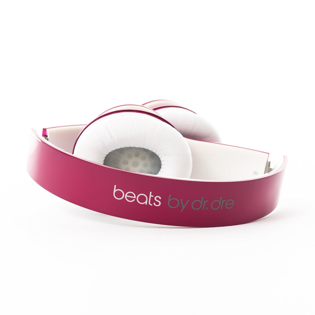 Beats by Dre Beats Solo HD Wired (Fuchsia) - Mac-Warehouse
