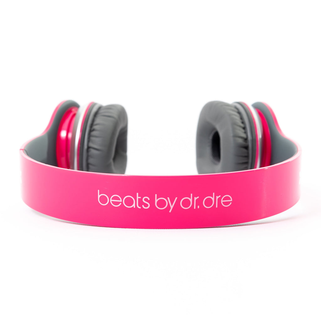 Beats by Dre Beats Solo HD Wired (Pink) - Mac-Warehouse