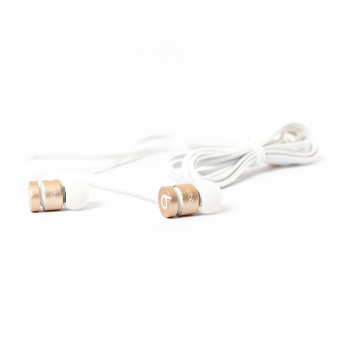 Beats by Dre urBeats 2 Wired SE Gold (URBeats 2.0 GD) - Mac-Warehouse