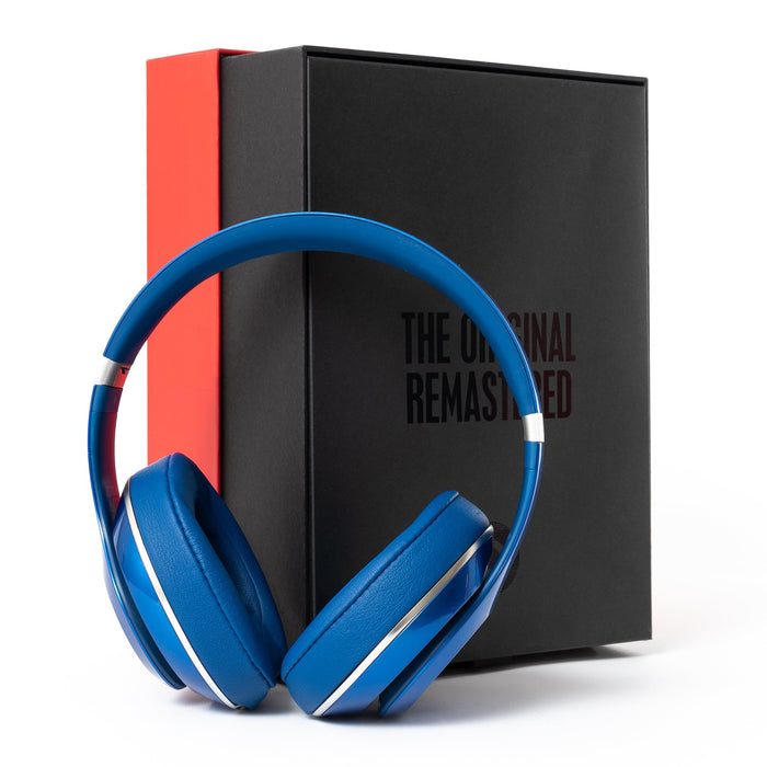 Beats by Dr Dre Beats Studio 2.0 Wired (Blue) - Mac-Warehouse