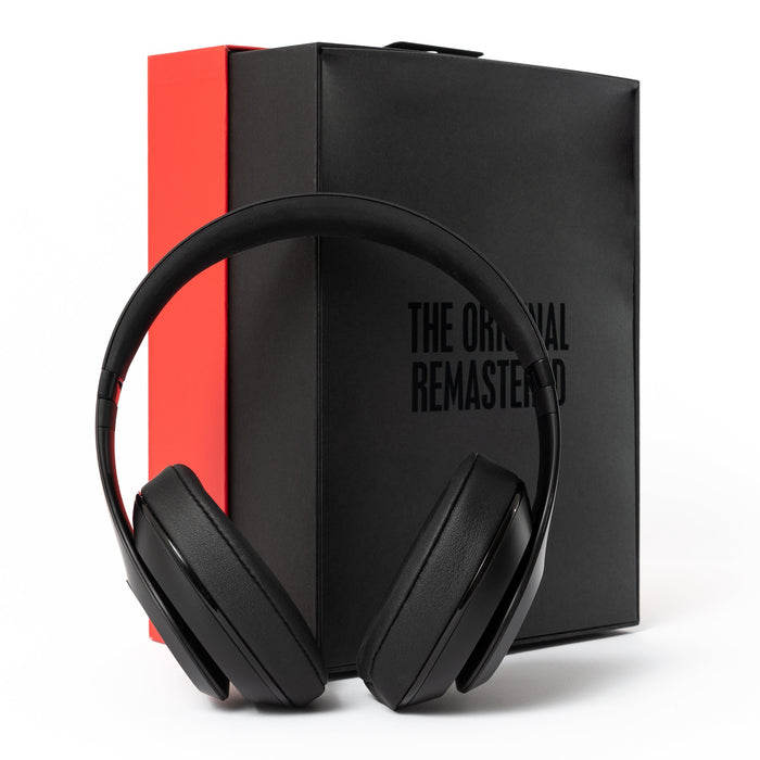 Beats by Dr Dre Beats Studio 2.0 Wired (Matte Black) - Mac-Warehouse