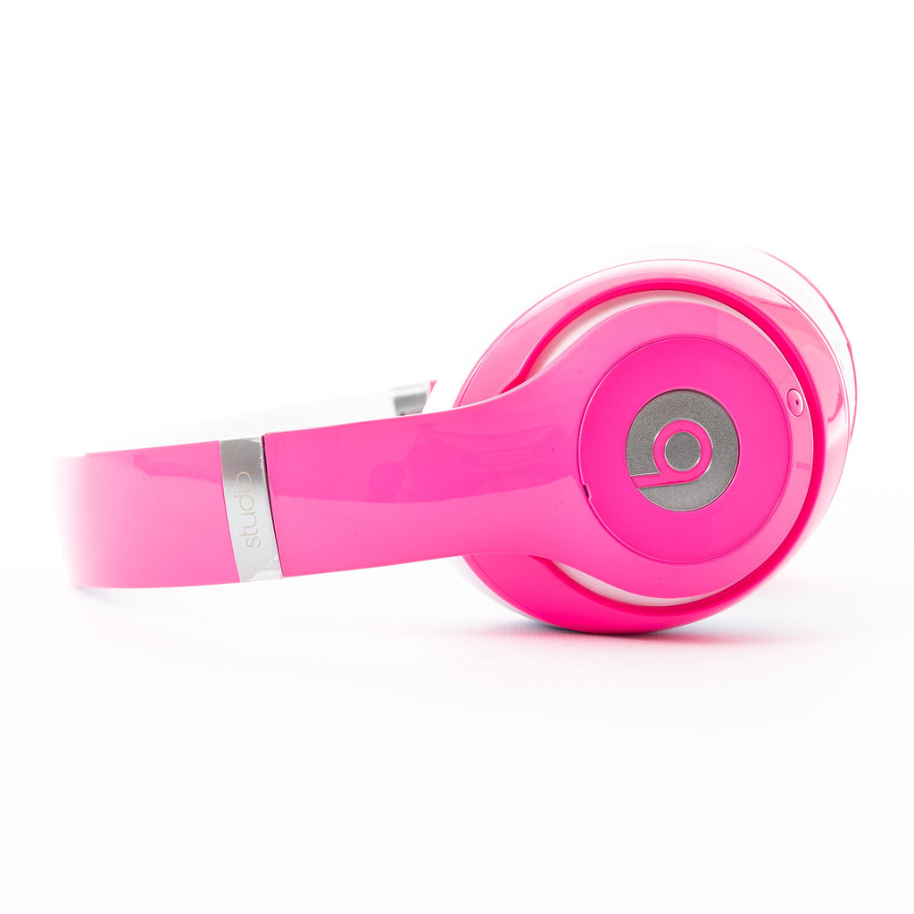 Beats by Dre Beats Studio 2.0 Wired Pink (Studio 2.0 PK) - Mac-Warehouse